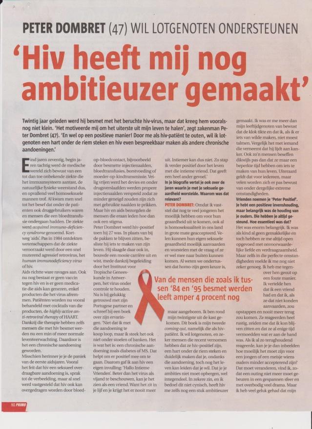 Primo Magazine 03 november 2015 pagina 1