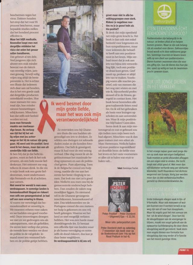 Primo Magazine 03 november 2015 pagina 3