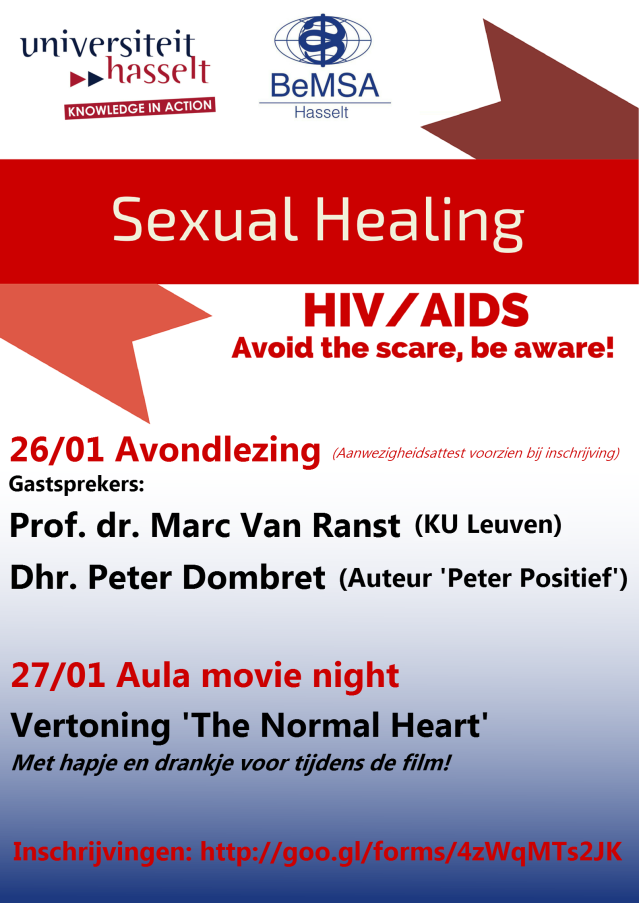 Sexual Healing poster